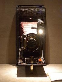 老式皮老虎相机