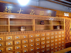 上海赵大丞药庄