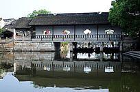 西塘古镇水闸