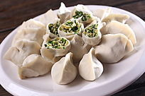 素三鲜水饺