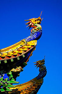 中式古建筑摄影