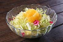 沙田柚拌苦菊