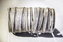 傣族银臂箍
