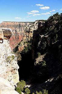 美国自然风光科罗拉多大峡谷