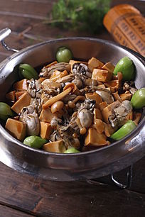 蛎肉烧豆腐