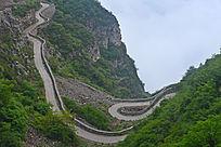 太行山区交通道路