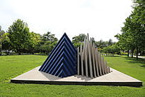艺术雕刻水利工程