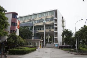 电子科技大学中山学院西门