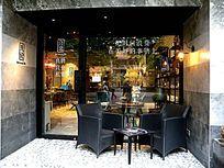 高雅咖啡店