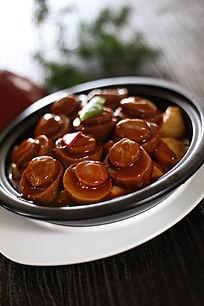 土豆烧鲍鱼菇