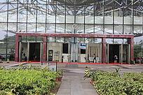 中山市行政服务中心入口