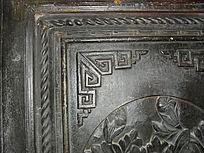 古典边框木雕-边角雕刻装饰