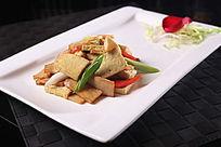 珍菌烧豆腐