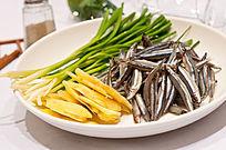生姜小鱼汤