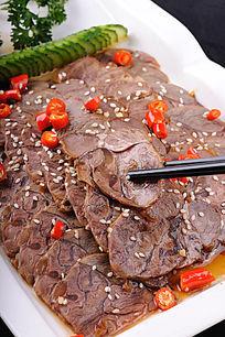 五香酱牛肉高清摄影图片