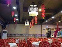 中国元素餐厅