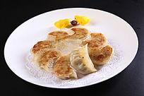 虾干西葫芦煎饺