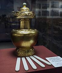 金瓶和象牙签