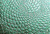 绿色压纹背景