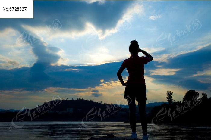 跑步者图片