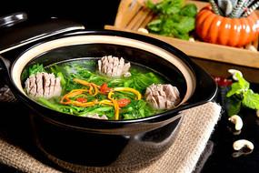 潮州牛肉丸西洋菜