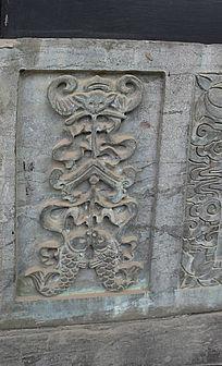 传统花纹雕刻-雕刻艺术