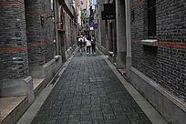 逛逛老上海里弄