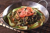 锅仔烩干菜