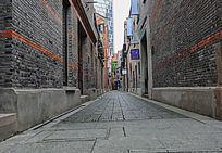 上海弄堂深处
