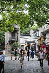 上海新天地文化街区