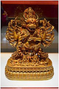 藏传佛教佛像艺术