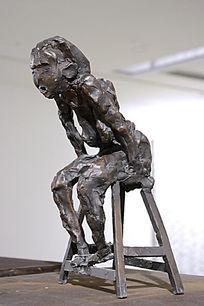 雕塑背课文
