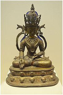 西藏博物馆藏佛像