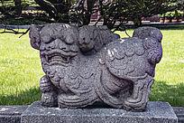 形象狮子雕塑