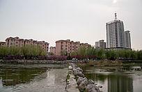沂水城市风光
