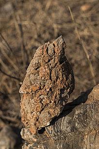 近景天然奇石