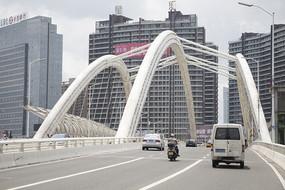 中山地标中山一桥