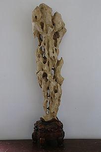 多孔骨骼状奇石