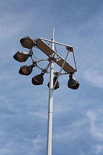 户外高杆灯灯具