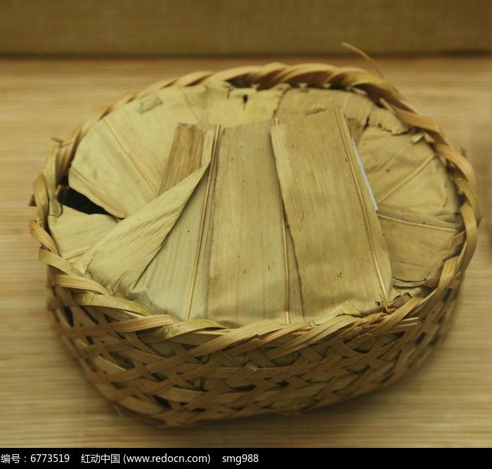 篮子装安茶图片