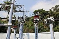 某水电站的升压站设备