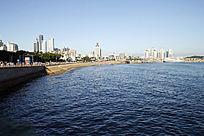 青岛海岸线风景