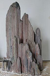 山峰状奇石