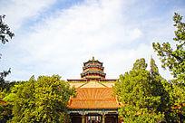 中国传统建筑故宫宫殿