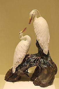鸟类艺术雕刻
