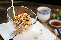 虫草花千叶豆腐