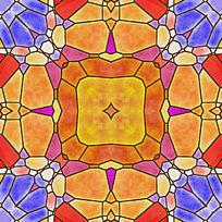 瓷砖拼花素材