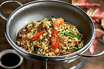 干锅生态豆芽