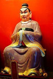 东方信仰神像