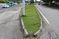 公路绿化带